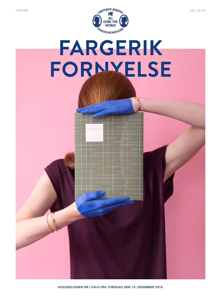 Se SøSTRENE GRENE tilbudsavis for uge 3 på Tilbudsugen.dk. Her finder du gode tilbud på masser af varer. Læs tilbudsavisen lige her! Side 1